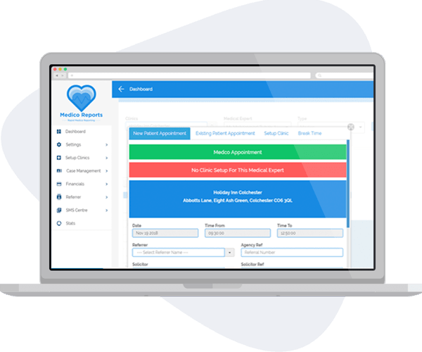 Case Management System for Admin Agencies